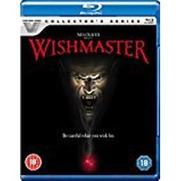Wishmaster (Vestron) [Blu-ray] [2017]
